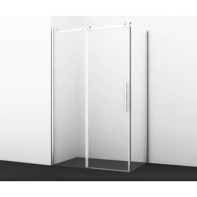 Dinkel Душевой уголок, прямоугольник, с универсальной раздвижной дверью