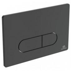 Панель смыва Ideal Standard OLEAS M1 механическая, чёрная