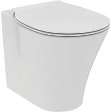 Ideal Standard Connect Air Aquablade унитаз соло пристенный с тонким сиденьем микролифт, белый