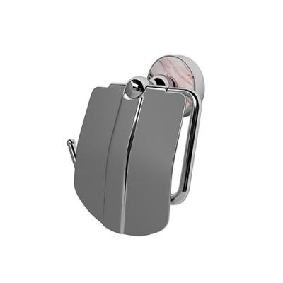 Aland K-8525 Держатель туалетной бумаги с крышкой