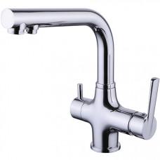 Смеситель для мойки с каналом для фильтрованной воды