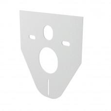 Звукоизоляционная плита Alcaplast для подвесного унитаза и биде