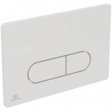 Панель смыва Ideal Standard OLEAS M1 механическая, белая