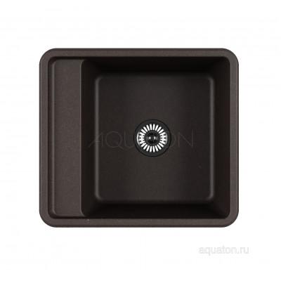 """""""Беллис"""" мойка кухонная 510x570x250мм, кофе"""