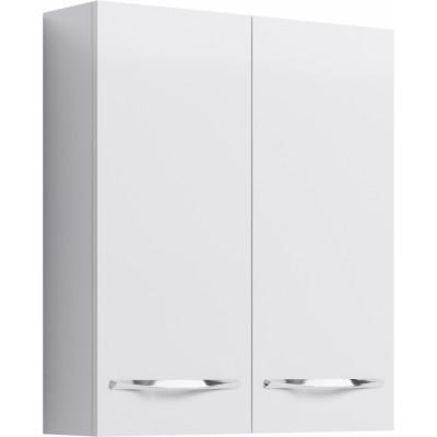 ALLEGRO 60 Шкаф подвесной 2х створчатый, белый 60*69*17