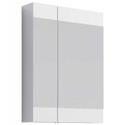 BRIG зеркало-шкаф, белый
