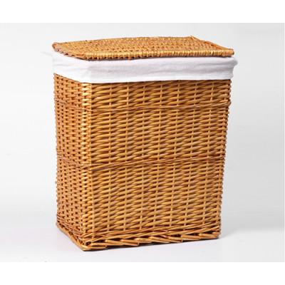 Ammer Плетеная корзина для белья с крышкой