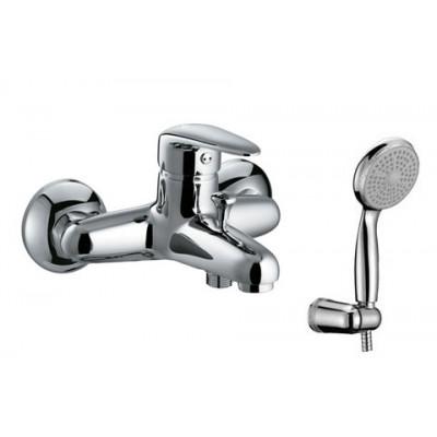 """""""Прамен"""" Смеситель для ванны с коротким изливом, керамич. картридж 35 мм Sedal, с аксессуарами"""