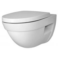 Form 500 унитаз подвесной, цв.белый