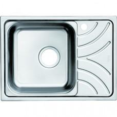 Мойка для кухни Arro нержавеющая сталь 605*440