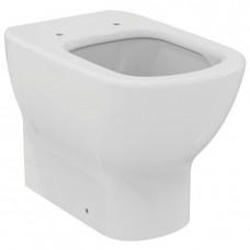 Tesi Aquablade унитаз соло пристенный, белый