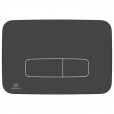 Панель смыва Ideal Standard OLEAS M3 механическая, черная