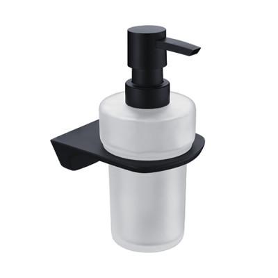 Elbe Дозатор для жидкого мыла стеклянный, 200 ml