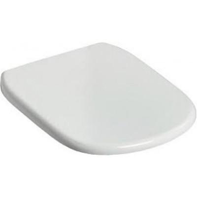 """Cиденье Ideal Standard Tesi для унитаза и крышка с микролифтом, """"сэндвич"""""""