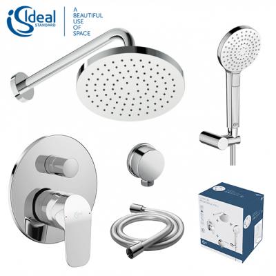 CERAFLEX Промо комплект 4 в 1, состоящий из: A6758AA CERAFLEX Встраиваемый смеситель для ванны/душа,