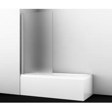Стеклянная шторка на ванну Berkel 48P01-80L Matt glass
