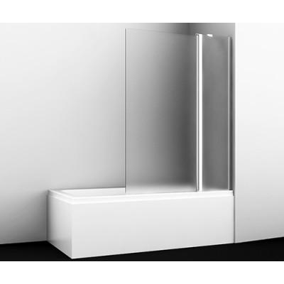 Berkel 48P02-110R Matt glass Fixed Стеклянная шторка на ванну